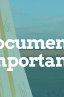 Documents importants pour le voyage